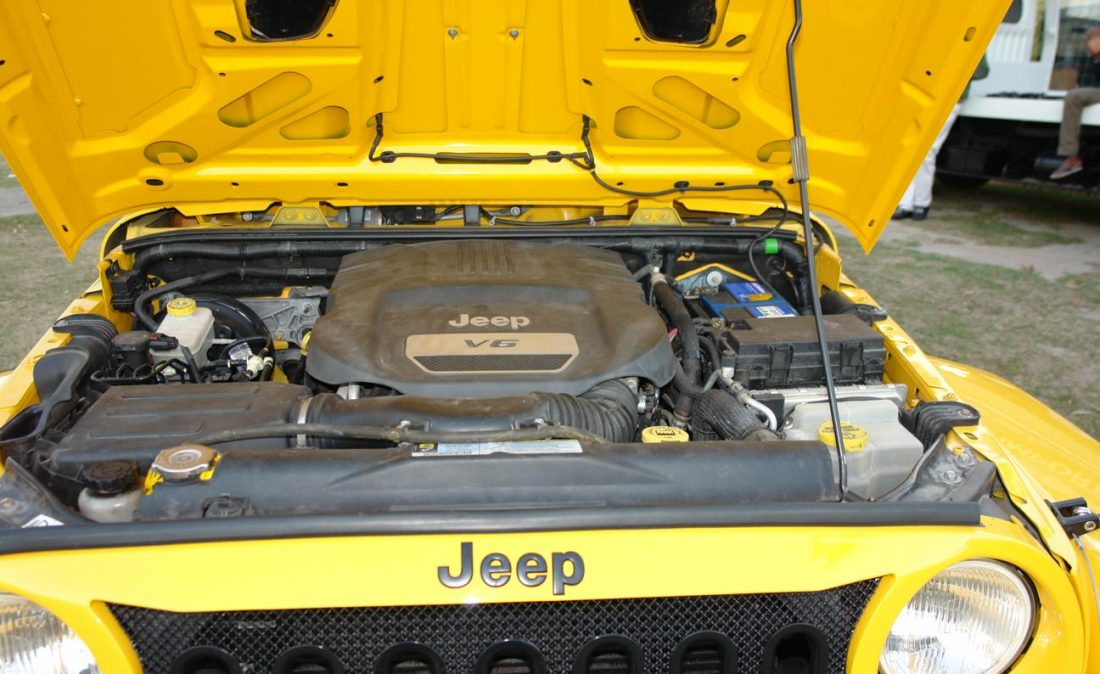 Jeep Wrangler Unlimited pic09