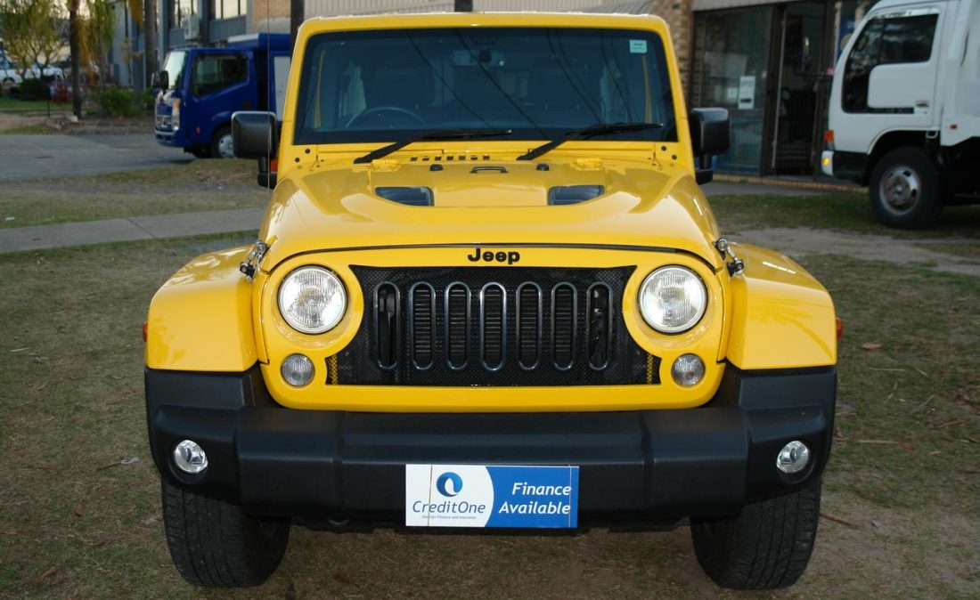 Jeep Wrangler Unlimited pic11