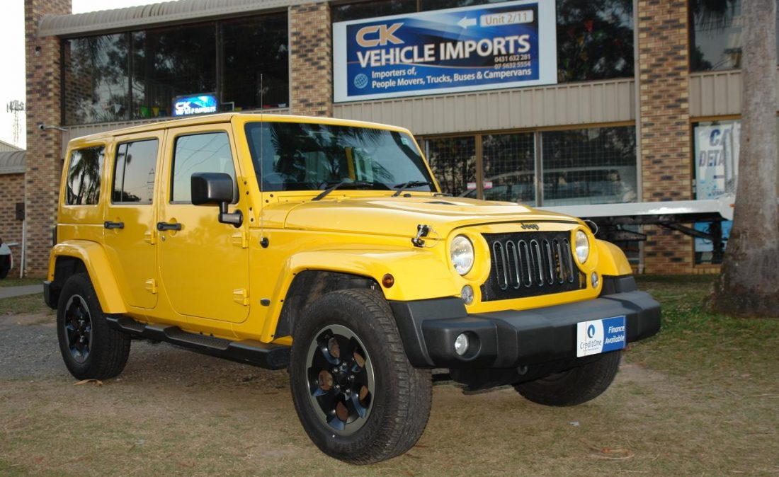 Jeep Wrangler Unlimited pic12