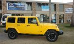 Jeep Wrangler Unlimited pic13