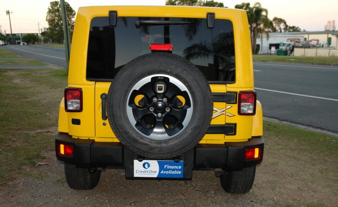 Jeep Wrangler Unlimited pic15