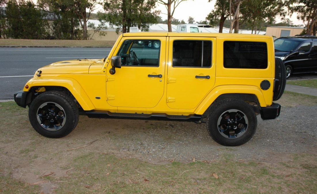 Jeep Wrangler Unlimited pic17