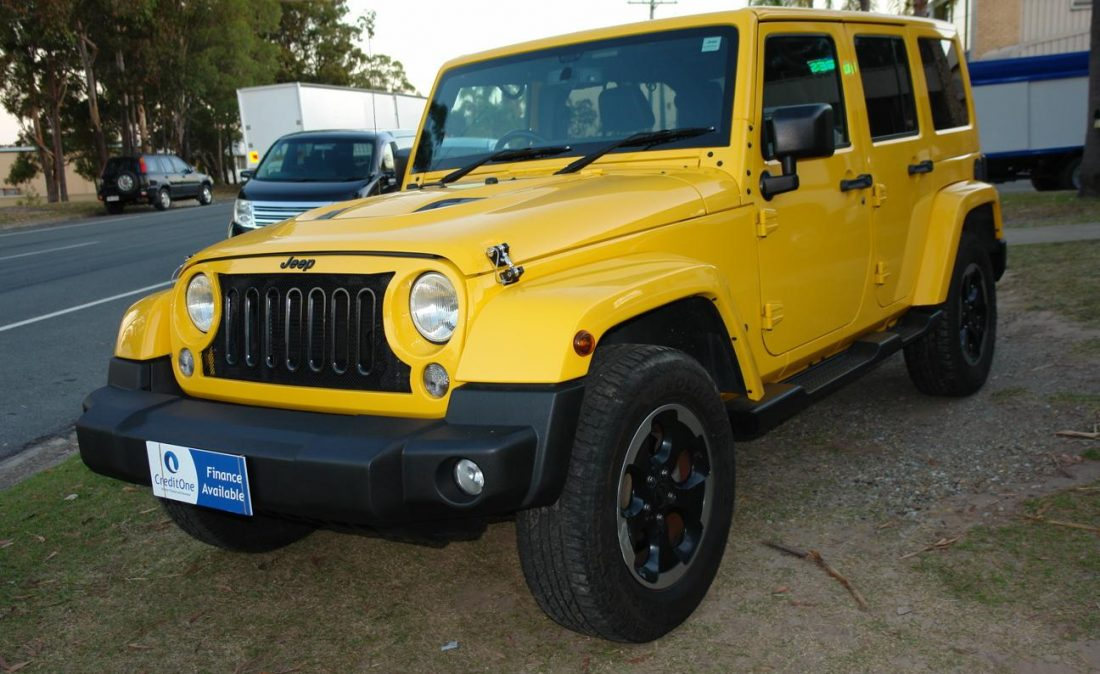 Jeep Wrangler Unlimited pic10