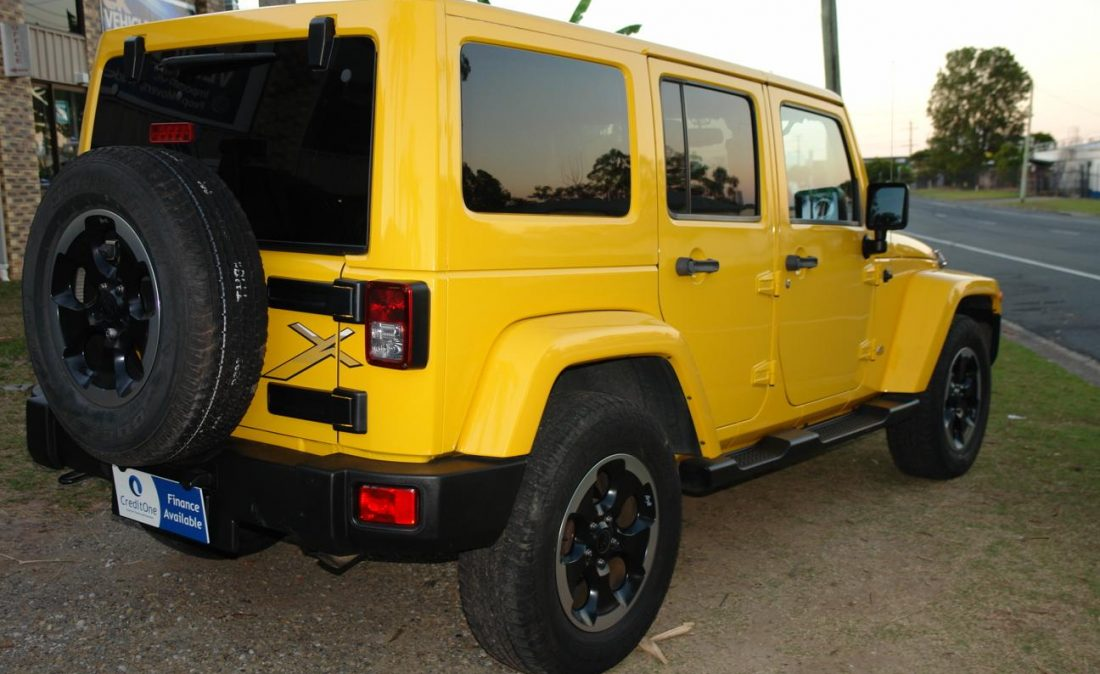 Jeep Wrangler Unlimited pic14