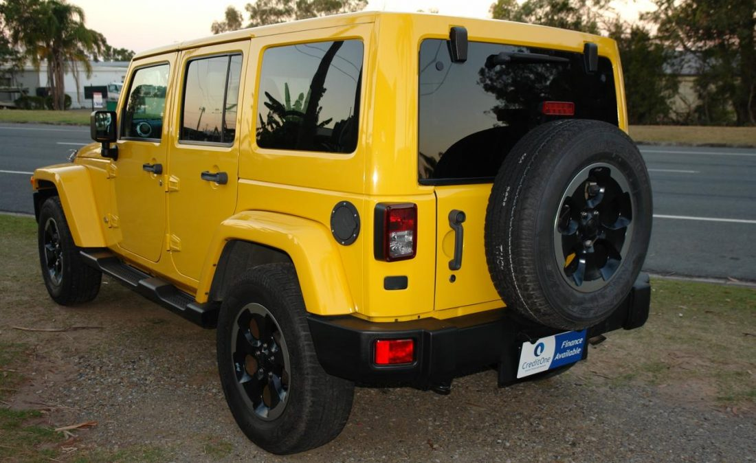 Jeep Wrangler Unlimited pic16